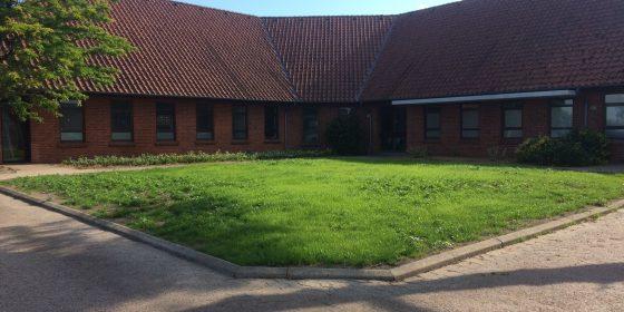 Ny smådyrsklinik i Haarby